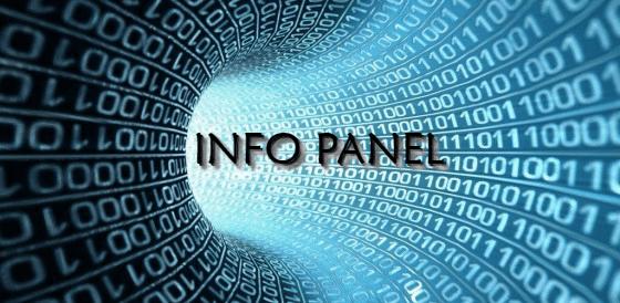 Информационная панель Trading Info Panel