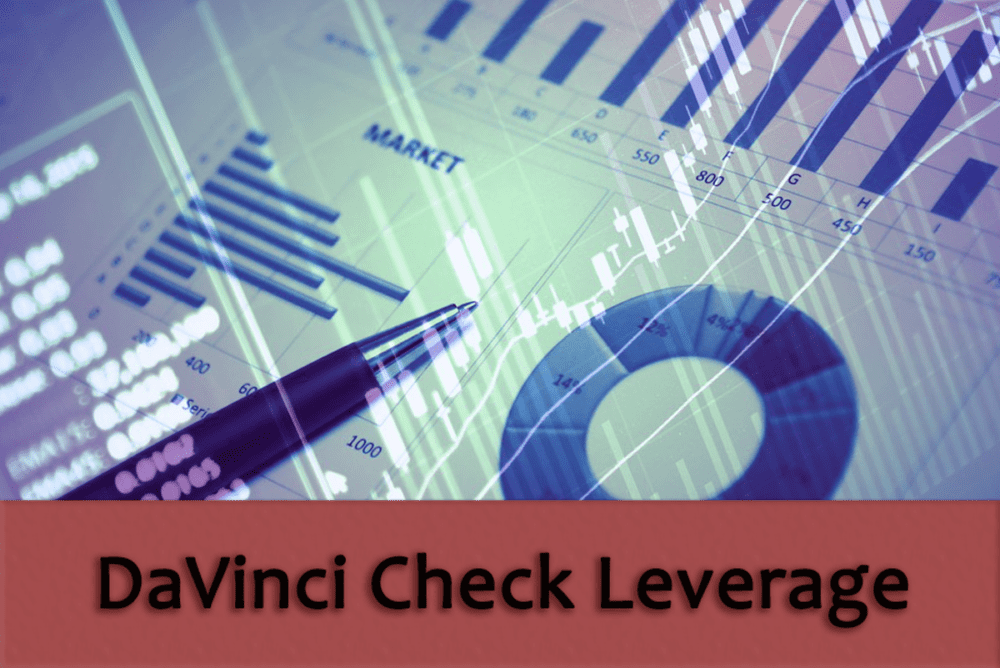 Indicator for determining real leverage