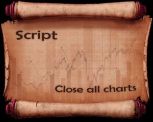 Скрипт для закрытия графиков в терминале Close all charts